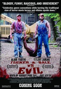 Tucker & Dale with Half-Body